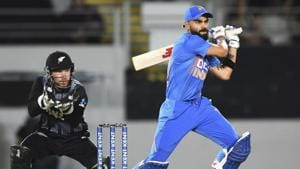 'You need that push chasing 200+': Virat Kohli hails Auckland crowd support India beat New Zealand in 1st T20I