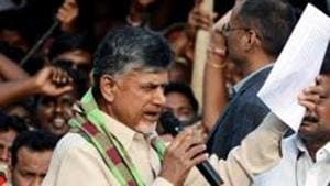 TDP National President N Chandrababu Naidu says Jagan's party is luring his party's MLCs with a threat to abolish the upper house in the State.(ANI Photo/File/Representative)
