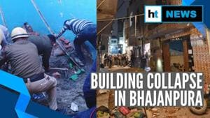 Delhi: 5 dead, 13 hospitalised after building collapse in Bhajanpura area