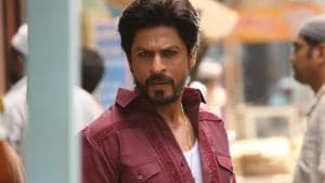 Shah Rukh Khan takes a dig at himself in hilarious video as Raees completes three years, watch video