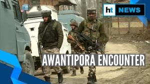Awantipora: 2 terrorists killed in encounter by security forces