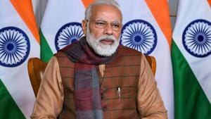 Prime Minister Narendra Modi on Saturday congratulated the Padma awardees(PTI)