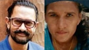 Rani Rampal requests Aamir Khan to help get votes for Athlete Of The Year, he says 'Humaari chhoriyaan kissi se kum hain kay'