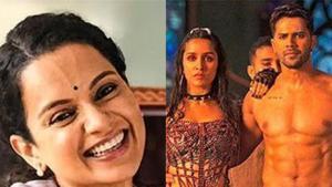 Panga Vs Street Dancer 3D box office day 2: Kangana Ranaut film doubles earnings and Varun Dhawan-Shraddha Kapoor film earns Rs 23.26cr