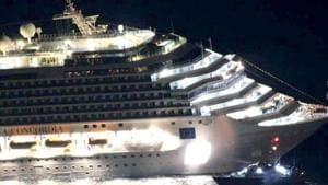 A luxury cruise ship has been quarantined in China's Shenzhen port as it carried passengers who had visited Hubei province, the epicentre of Coronavirus in China.(AP Photo/File/Representative)