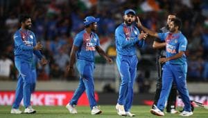 Virat Kohli and team(Getty Images)