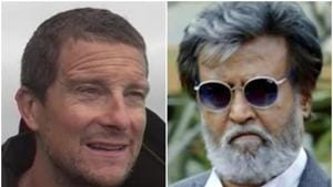 Bear Grylls and Rajinikanth will collaborate for an episode of Man vs Wild.