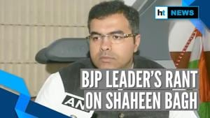 'They will rape & kill': BJP leader Parvesh Verma on Shaheen Bagh protests
