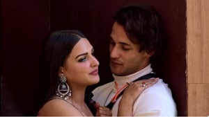 Bigg Boss 13: Asim Riaz will be seen going down on one knee to propose to Himanshi Khurana.