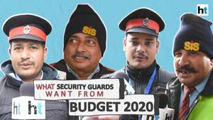 What private security guards want from Nirmala Sitharaman in Budget 2020