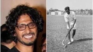 Abhishek Chaubey will write and direct a biopic on Dhyan Chand.(HT Photo)