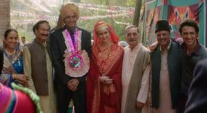 Shikara song Shukrana Gul Khile gives a slice of the Kashmiri culture to the audience.