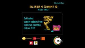 ZEE5 showcases a future-forward approach to Budget 2020