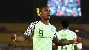 Nigeria's Odion Ighalo(REUTERS)