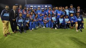 India beat New Zealand by 7 runs to complete T20I whitewash
