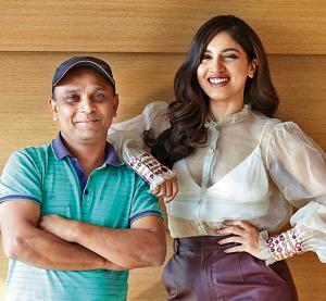 Bhumi Pednekar has helped her spotboy financially and emotionally.