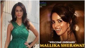 Mallika Sherawat starred in Kamal Haasan's Dasavatharam.