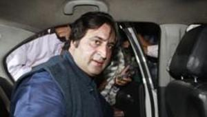 People's Conference chairman Sajjad Gani Lone was released from preventive detention on Wednesday, Feb 5, 2020.(HT File)