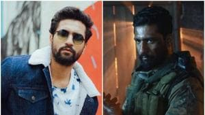 Vicky Kaushal and director Aditya Dhar collaborated for the first time in Uri: The Surgical Strike.(Instagram)