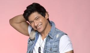 'My wellness mantra is to look on the bright side,' says Shaan