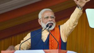 Prime Minister Narendra Modi(PTI photo)