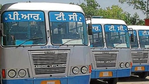26 buses of private transporters have been challaned.(HT File)