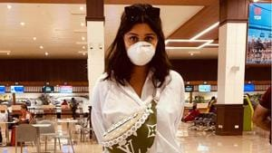 Parineeti Chopra is taking precautions, amid the coronavirus scare.