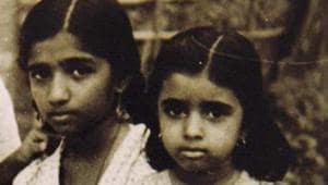 Amitabh Bachchan shares Lata Mangeshkar-Asha Bhosle's rare childhood picture, fans call it 'cute'