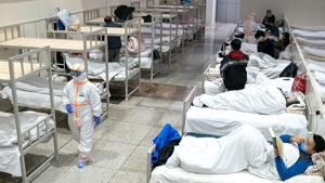 Outside China, there have been more than 350 infections reported in almost 30 places with two deaths, one in the Philippines and the other in Hong Kong..(REUTERS)