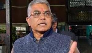 West Bengal BJP chief Dilip Ghosh has alleged that foreign funds are being used to fuel the protest by women against the Citizenship Amendment Act in Delhi and Kolkata.(PTI)