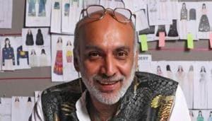 Celebrating life and love fuels my creativity: Designer Manish Arora
