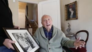 Author-playwright A.E. Hotchner dead at 102