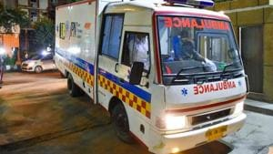 Initially the victims were rushed to a local hospital. Later, they were shifted to a Kolkata hospital in ambulances. (Image used for representation).(FILE PHOTO.)