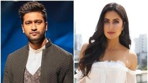 Vicky Kaushal is asked if he's dating Katrina Kaif. He says 'I don't want to open up about anything'