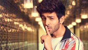 Kartik Aaryan is asked what the best thing about being single is. He says, 'I wouldn't know'