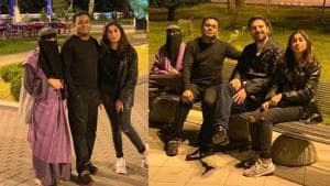 AR Rahman's daughter Khatija's dig at Taslima Nasreen, shares 'away from suffocation' photo with family