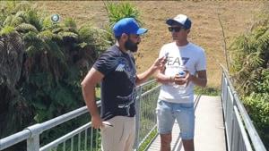 'Was a dream come true': Saini tells Shami his 'life-changing' moment