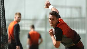 Fit-again Boult back in handy recall for NZfor Tests against India