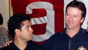 'Maybe he wants to put him off': Waugh on Sachin's high praise for Aus star