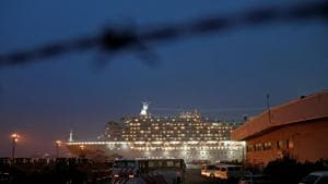 The Japanese government on Tuesday said that final testing to detect positive cases of the COVID-19 have completed. Eighty eight more people tested positive for the disease, taking the number of those infected on the ship to 542.(REUTERS)