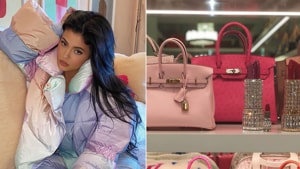 Kylie Jenner gives glimpse of her lavish purse collection and diet