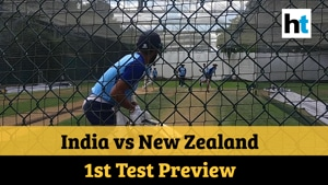 India vs New Zealand: 1st Test - Ground Report