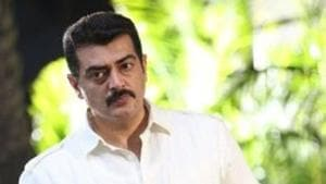 Ajith's Valimai is being directed by H Vinoth.
