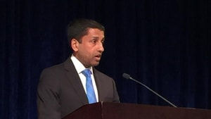 Judge Sri Srinivasan becomes first Indian-American to lead powerful federal circuit court