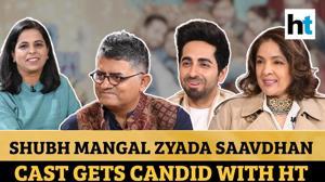 Ayushmann, Jitendra Kumar on 'Jitushmaan' tag, their 'chemistry' | Shubh Mangal Zyada Saavdhan