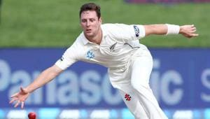 Matt Henry added to NZ Test squad as cover for Neil Wagner