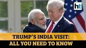 Trump's India visit l From timings to focus of talks: All you need to know