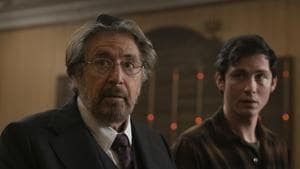 Hunters review: Logan Lerman and Al Pacino go toe-to-toe in Amazon Prime's latest show.(Amazon Studios, Prime Video)