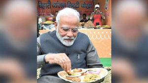 PM's date with 'Litti-Chokha' rings election bell in Bihar