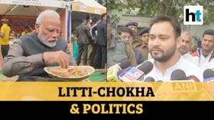 'Eating litti chokha fine but..': Tejashwi Yadav slams PM Modi